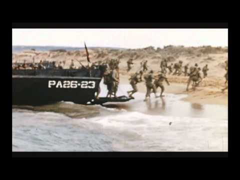 WWII in HD - General Dwight D. Eisenhower D-Day Speech