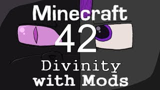 Minecraft: Divinity with Mods(42): Crystal