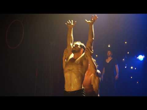 Boy&Girl 3 - Chris Braithwaite & Ben Prince at Brisbane Powerhouse Oct 15, 2016