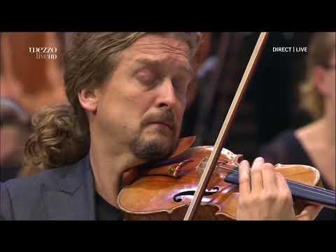L'Orchestre symphonique de la radio Finlandaise. Soliste - Christian Tetzlaff