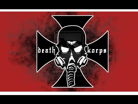 Warhammer 40.000 Imperial Guard Song - Death korps of Krieg