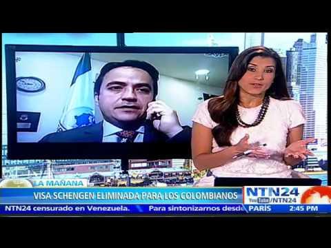 ¿Qué requisitos debe cumplir un colombiano para viajar a Europa sin visa Schengen?