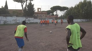 Liberi Nantes: the first football team in Italy made up of refugees | Guardian Football Passport