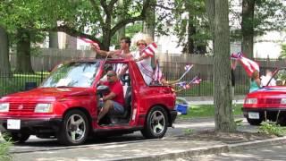 Puerto Rican Day Parade in Bridgeport, CT (2)