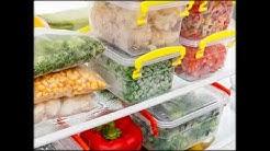Welche Lebensmittel kann man einfrieren?