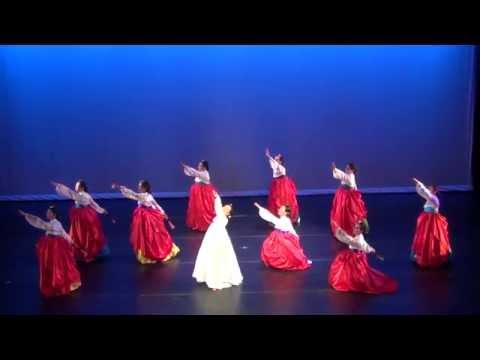Peace Mission Korean Dance Group( 평화선교한국무용단)-arirang amazing