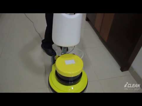 CLEAN STEPS SPRAY BUFFING - English Version