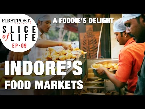 Indore's Night Market Is A Food Lover's Paradise | Firstpost Slice Of Life S01E09 | #DocuWebSeries