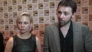 SDCC 2012: Silent Hill: Revelations Interview With Adelaide Clemens And Michael J. Bassett