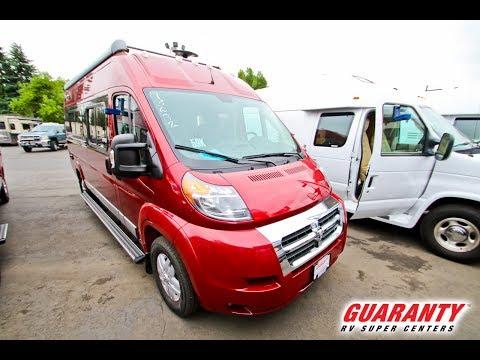 2018 Winnebago Travato 59 K Class B Camper Van Video Tour • Guaranty.com
