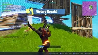 EPIC FORTNITE WIN (Fortnite)