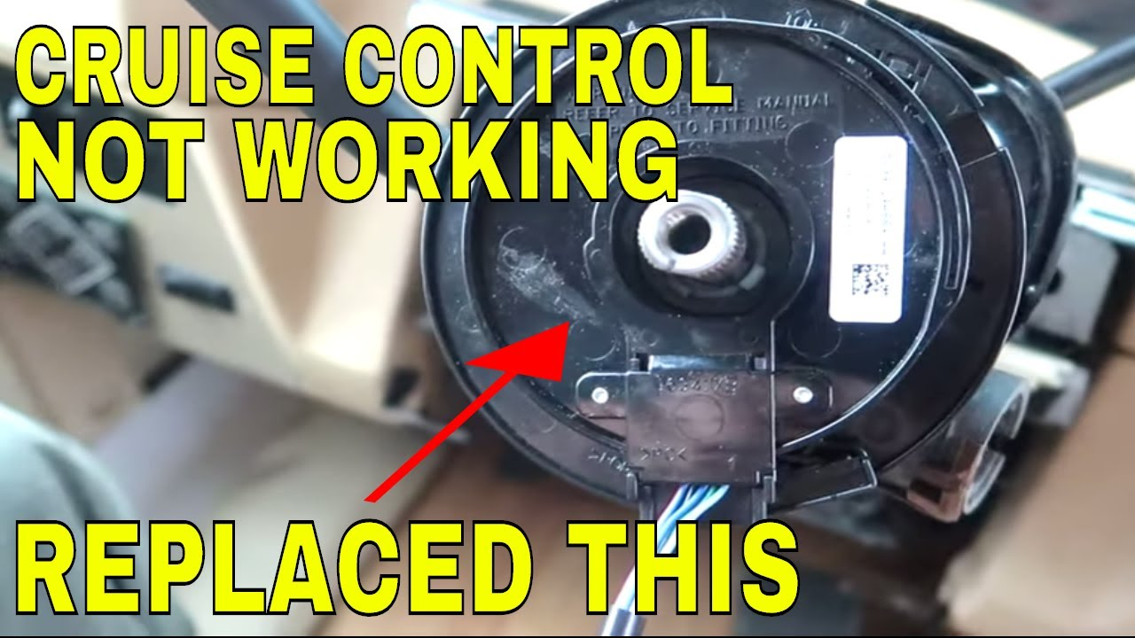 How I Fixed The Cruise Control On A Ford F53 Chassis [Quick & Easy] -  YouTube | Ford F53 Steering Column Wiring Diagram |  | YouTube