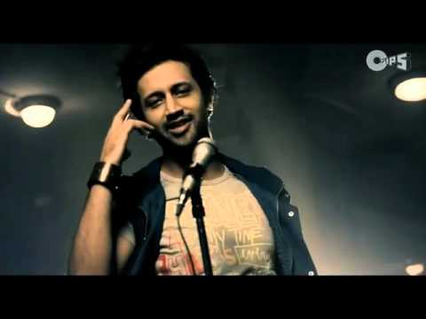 Atif aslam Jeena jeena Oficial instrumental Karaoke with lyrics Video