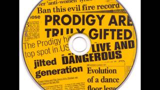 The Prodigy  Out Of Space (Audio Bullys Remix) HD 720p