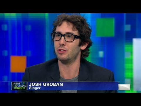 Josh Groban on why he doesn't do drugs