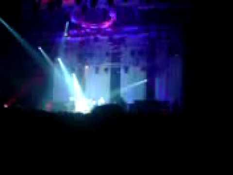 Deep Purple in Bratislava 2009 intro of Space Truckin