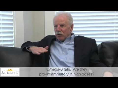 Omega-6 Fats Pro-inflammatory in High Doses?