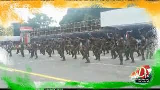 Darjeeling News Top Stories  15 August  2018 Dtv Municipal boys