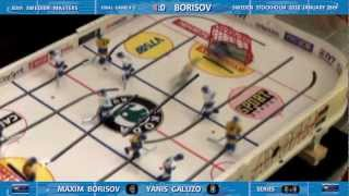 Настольный хоккей-Table hockey-SM-2012-final-BORISOV-GALUZO-Game3-comment-TITOV