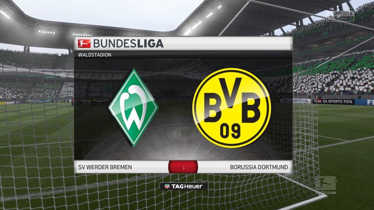 1 Spieltag Bundesliga 16 17
