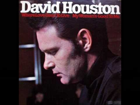"""David Houston """"Baby Baby (I Know You're a Lady)"""""""
