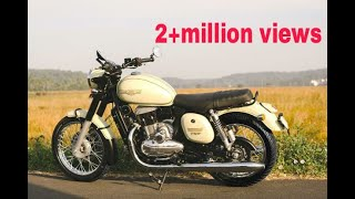 JAWA FULL REVIEW# indias largest bike production # 1+MILLION VIEWS