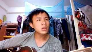 Hát tiếng trung:我只在乎你-時の流れにまかせ-A chỉ cần e-Guitar//Karasoul .mp4