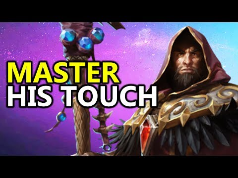 ♥ Heroes of the Storm (HotS) - Medivh Training... AGAIN