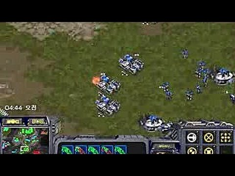 응??이겼네??!! Starcraft Brood war, Broadcasting Gameplay.