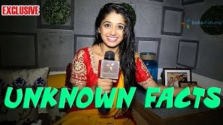Chandani Bhagwanani sharing facts unknown to her fans