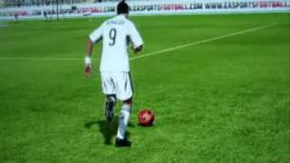 Goal Compilation Fifa 10 Xbox 360