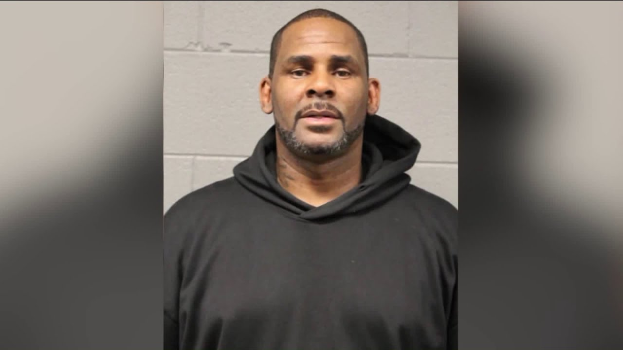 R. Kelly charged with 11 new counts of sex assault, abuse