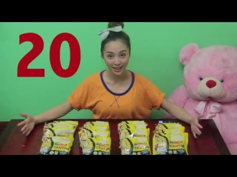Pancit Canton Challenge with Sunny!