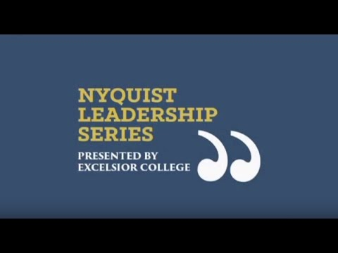 Excelsior College and NYQUIST - Strengthening Communities Event