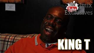 King T On Fighting With Tupac, Fallout W/ DR DRE, Biggie Vs 2Pac & Did Biggie Bite His Style? - FULL