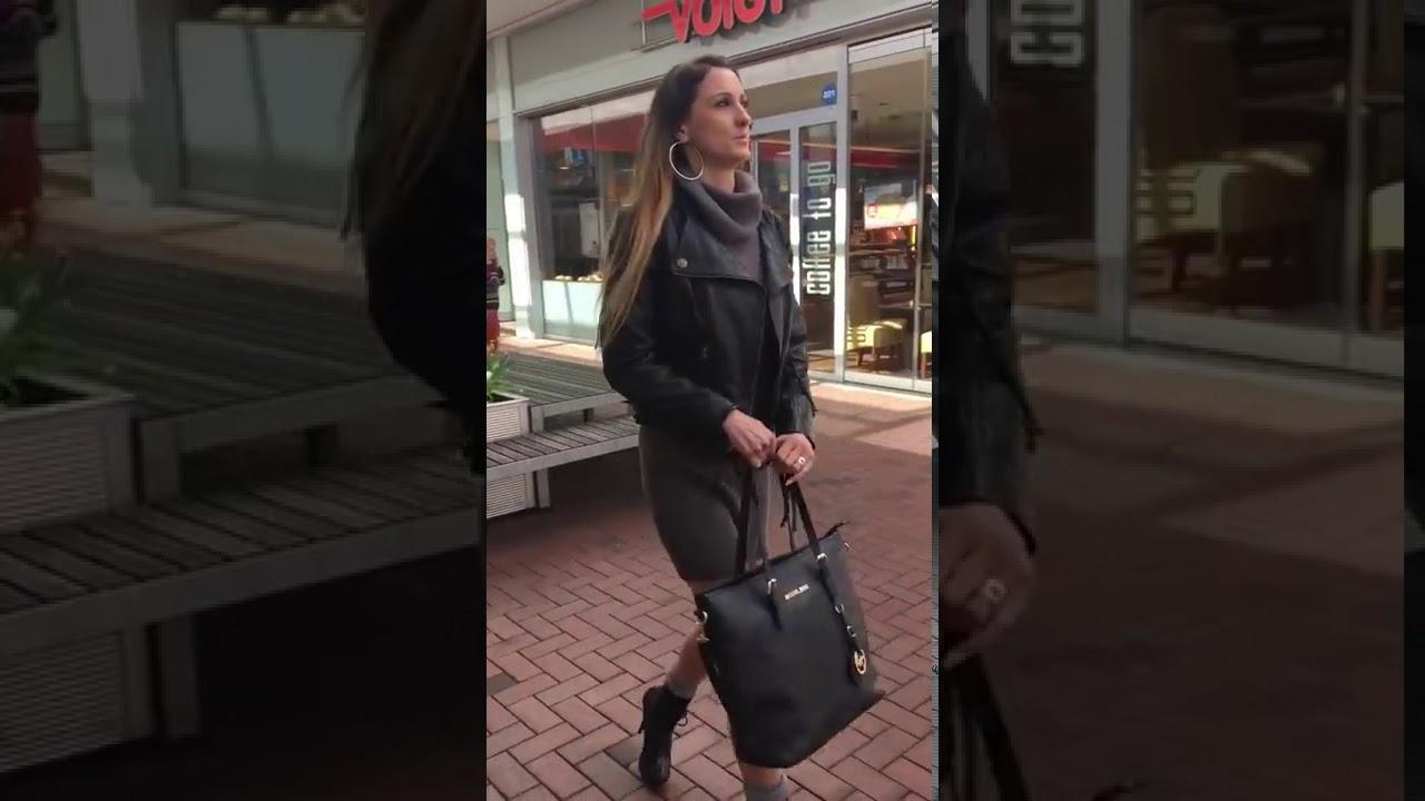 ce560c96917 Lara shopping in Platform High Heel Boots ankle booties sexy skirt dress  Fashion Blog Nylons 6  15cm