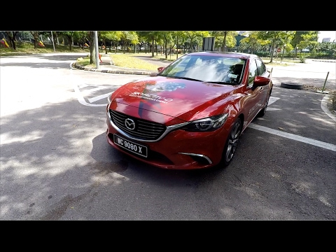Evo malaysia.com | 2017 Mazda 6 SkyActiv Diesel Full In Depth Review