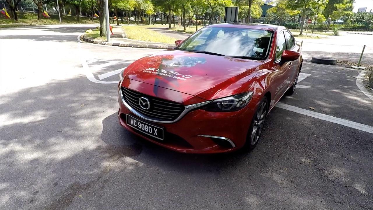 Evo Malaysia.com | 2017 Mazda 6 SkyActiv Diesel Full In Depth Review