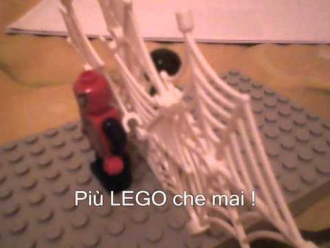 LEGO SpiderMan Trailer