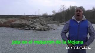 Jota en el Motarrón de la Mejana, cantada el 23 febrero 2013