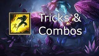 League of Legends Skarner Flash Tricks & Combos