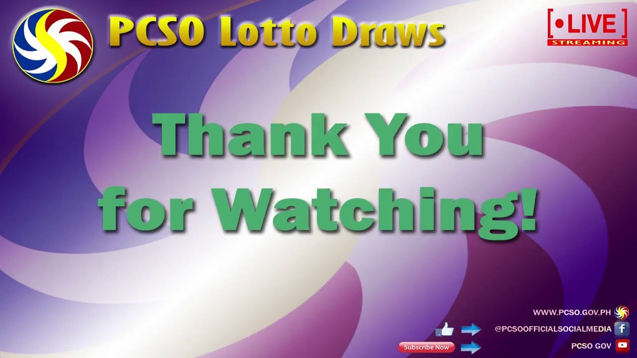 lotto draw live youtube