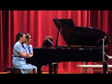 Piano Duet - Gabriel Faure, Dolly Suite Op.56 No.1 Berceuse