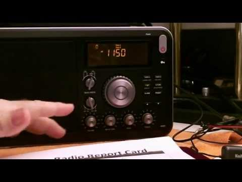TRRS #0375 - Eton Field 550 Radio Review - Report Card