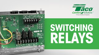 sr exp taco sr exp zone switching relay taco switching relays