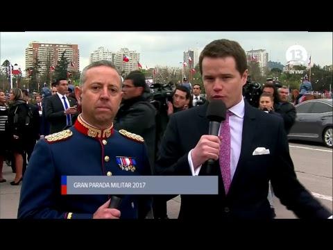 Gran Parada Militar 2017 Chile (HD 720p 60fps completa)