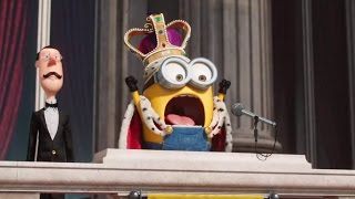 MINIONS - TV Spot #1 (2015) Despicable Me Spinoff