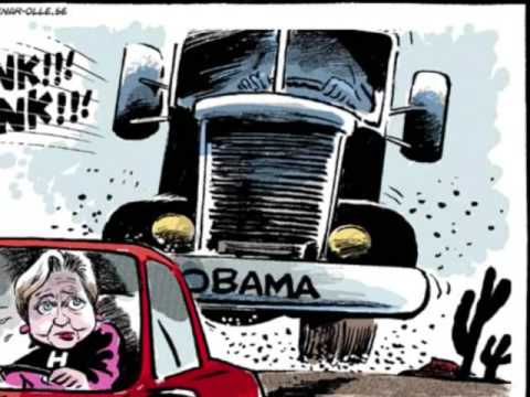 The 2008 Election in Editorial Cartoons
