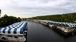 2015 Drone Tour of Bayport Marina & Resort!