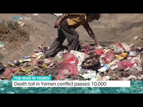 The War in Yemen: UN: At least 10,000 people killed since 2015